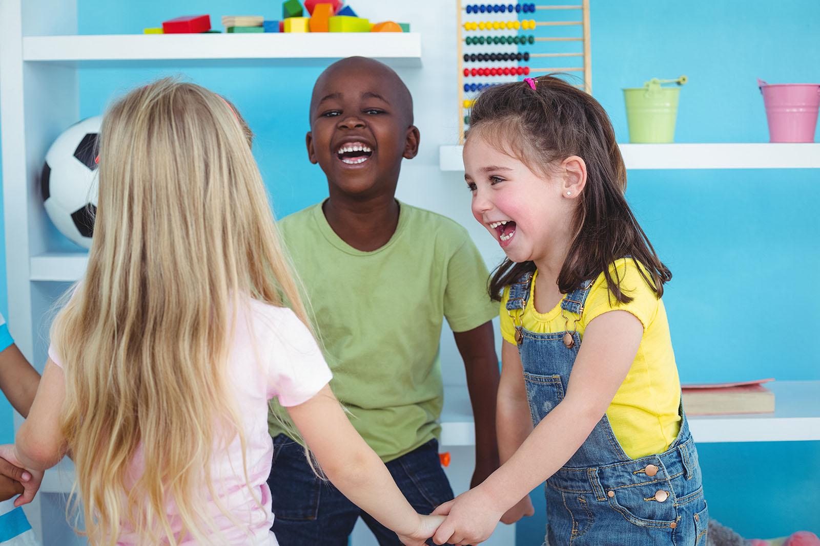 Methodology of teaching kids