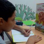 LAE Kids class activity - Spanish classes for kids 1