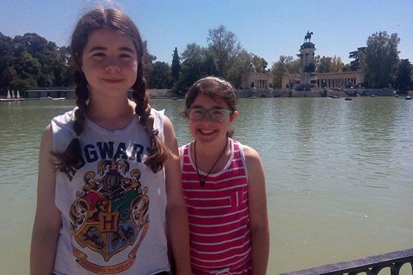 Kids in Retiro