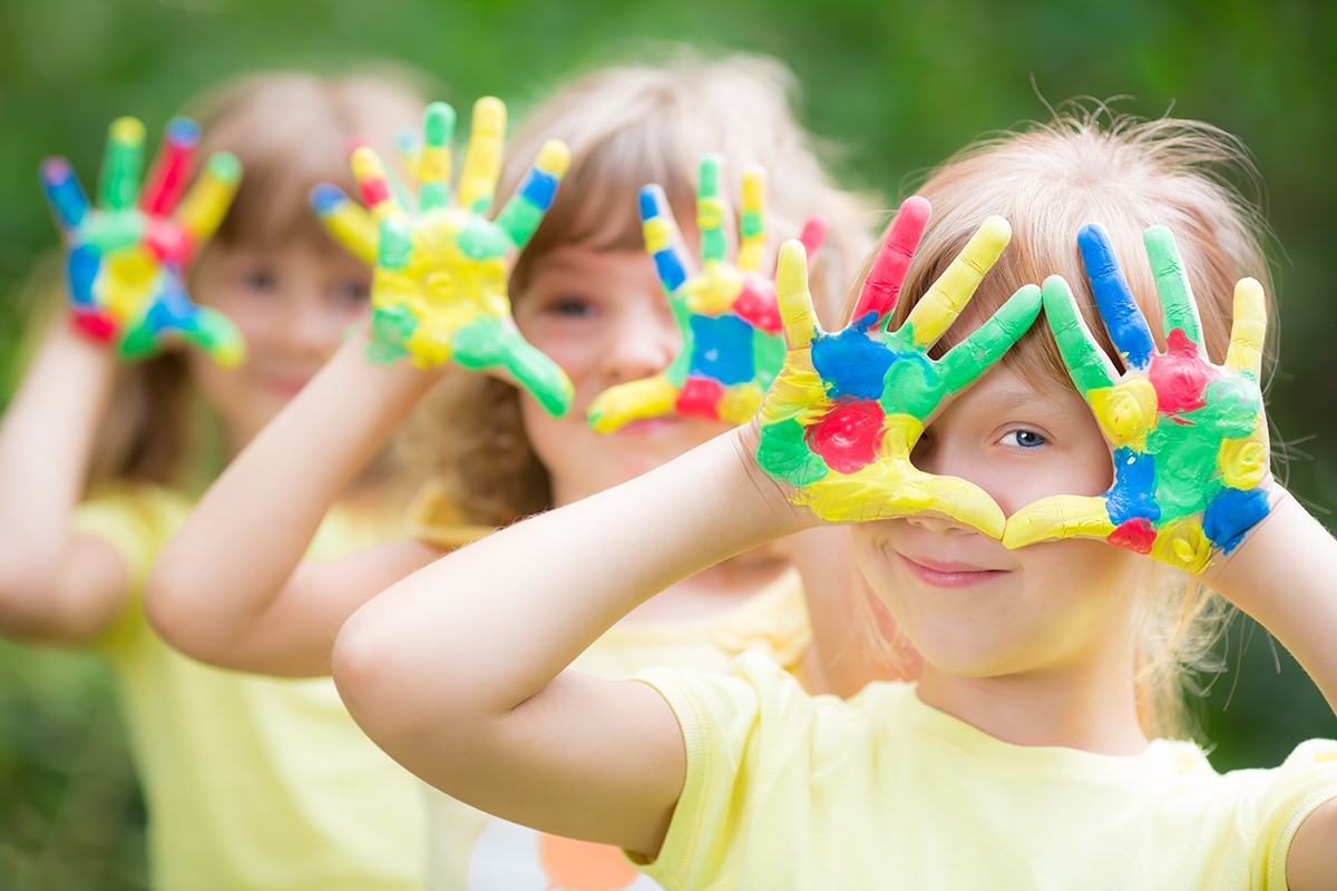 How to develop your child's creativity LAE Kids Blog - Methodology