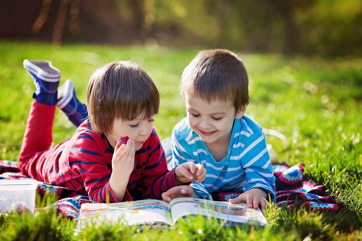 Best bilingual books for kids