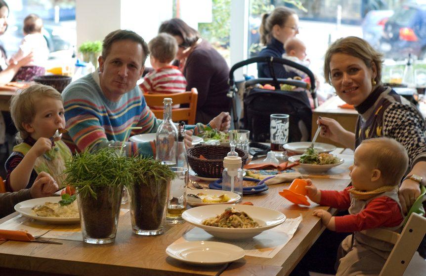Family-friendly restaurants in Madrid