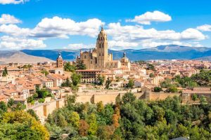 Segovia - Things to do in Madrid with family this summer