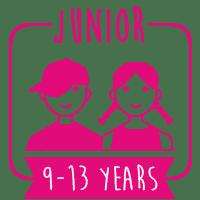 Kids 9 - 13 years summer camp