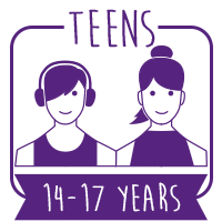 Teens 14 - 17 years summer camp