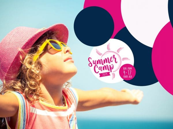 Spanish summer camp in Madrid from LAE Kids