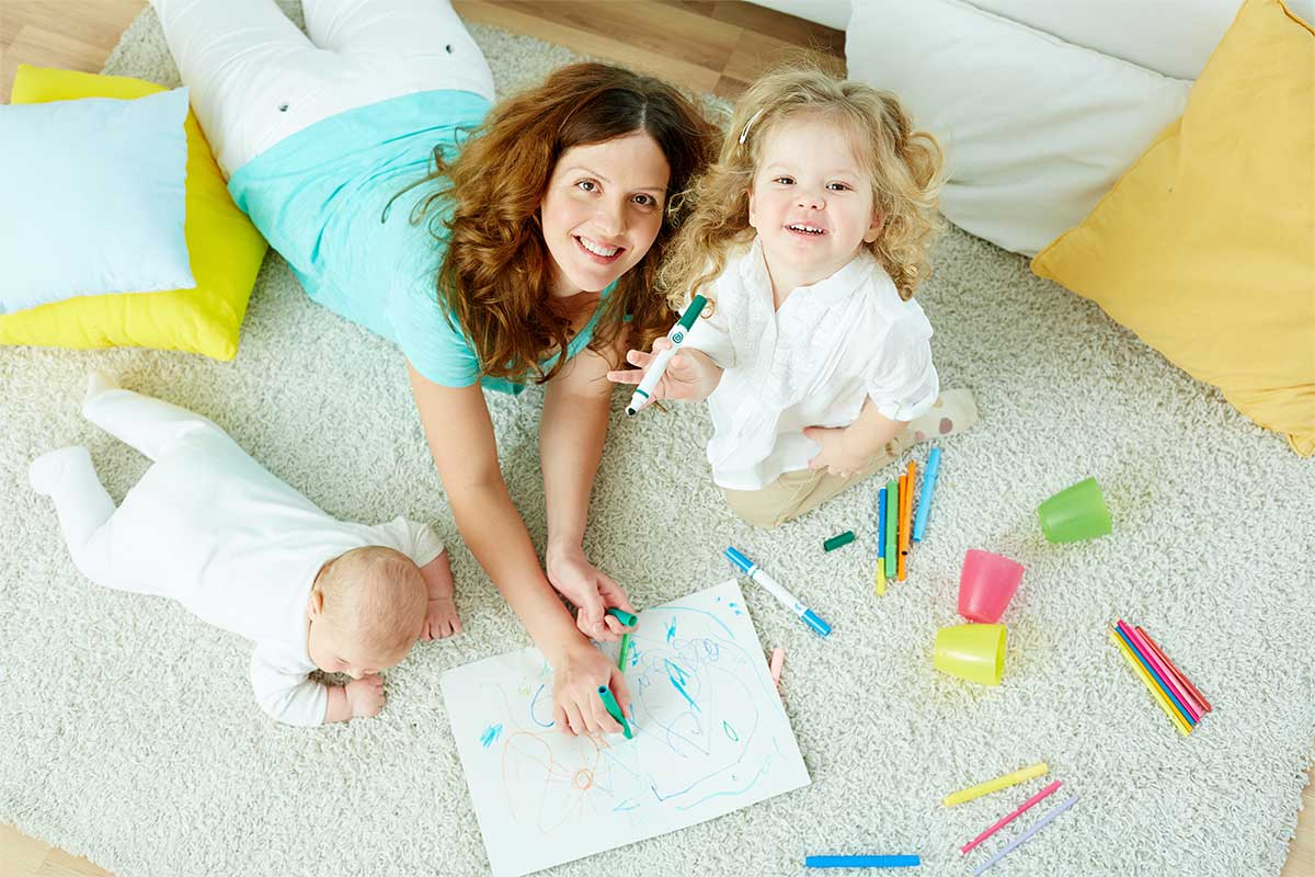 How to find a nanny in Madrid?