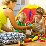 Nanny placement agencies in Madrid