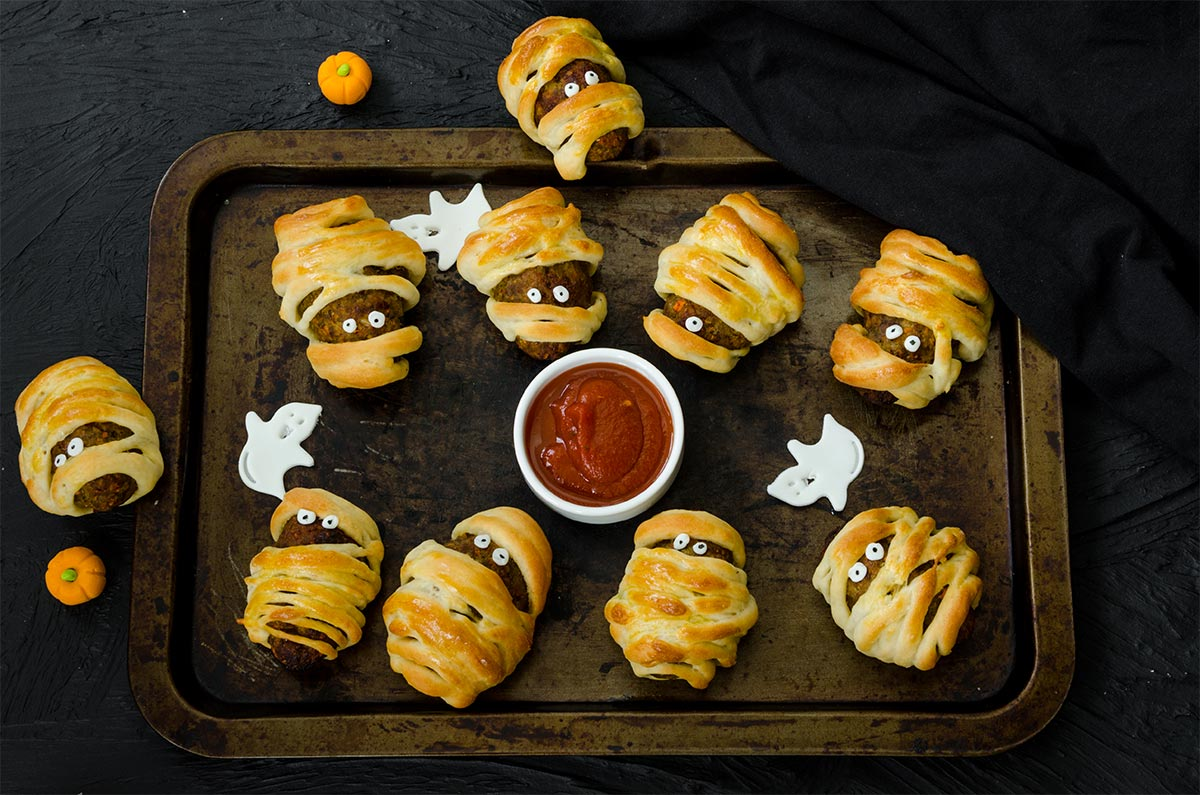 Our top 7 Halloween recipes to make with kids