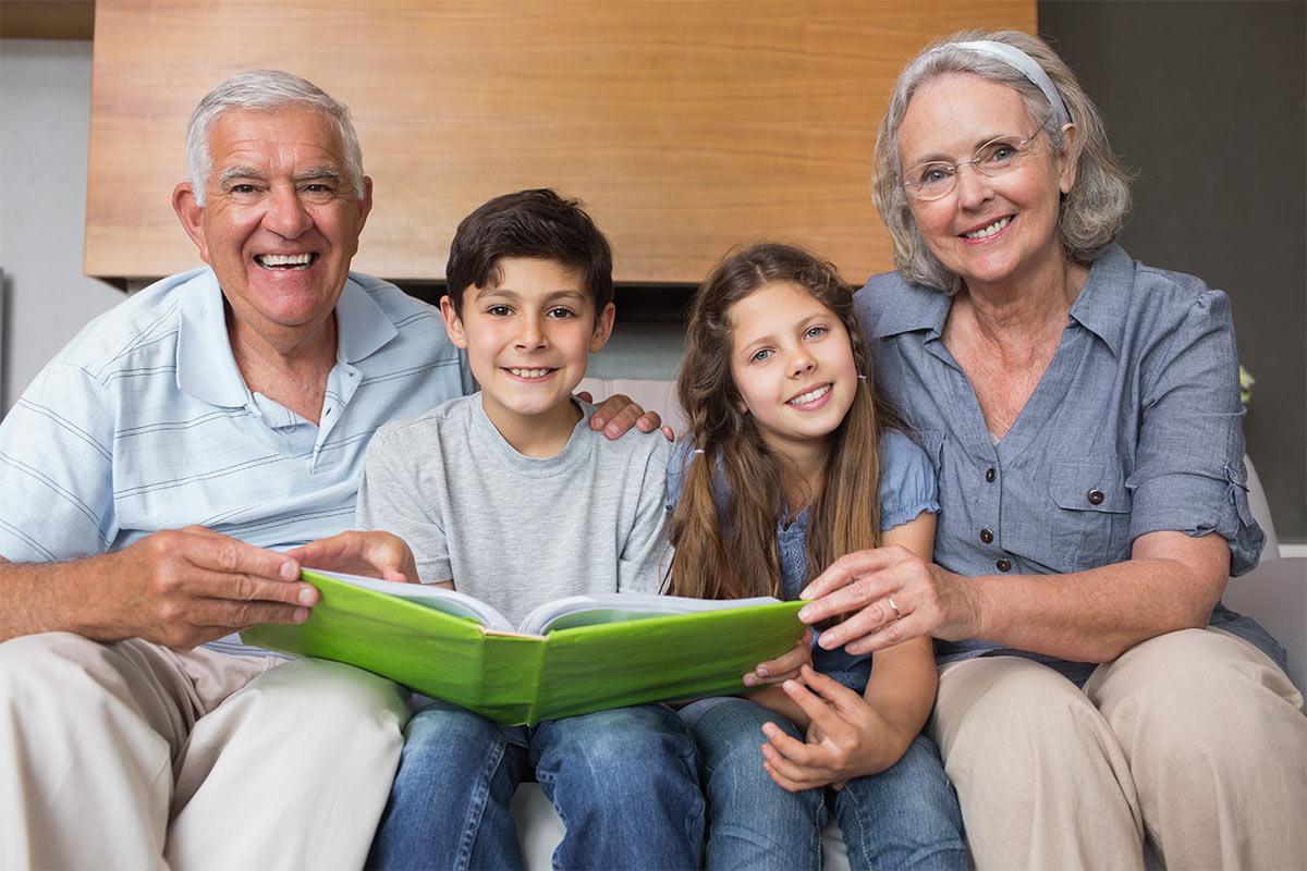 bilingual gift ideas for grandkids